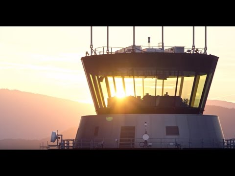 90 Jahre Salzburg Airport (1926-2016) - At your service since 90 years