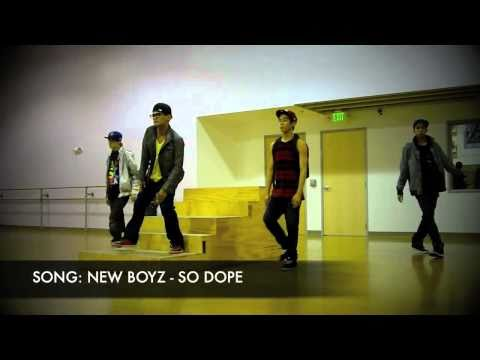 """SO DOPE"" choreo by DI ""MOON"" ZHANG  feat FORMALITY"