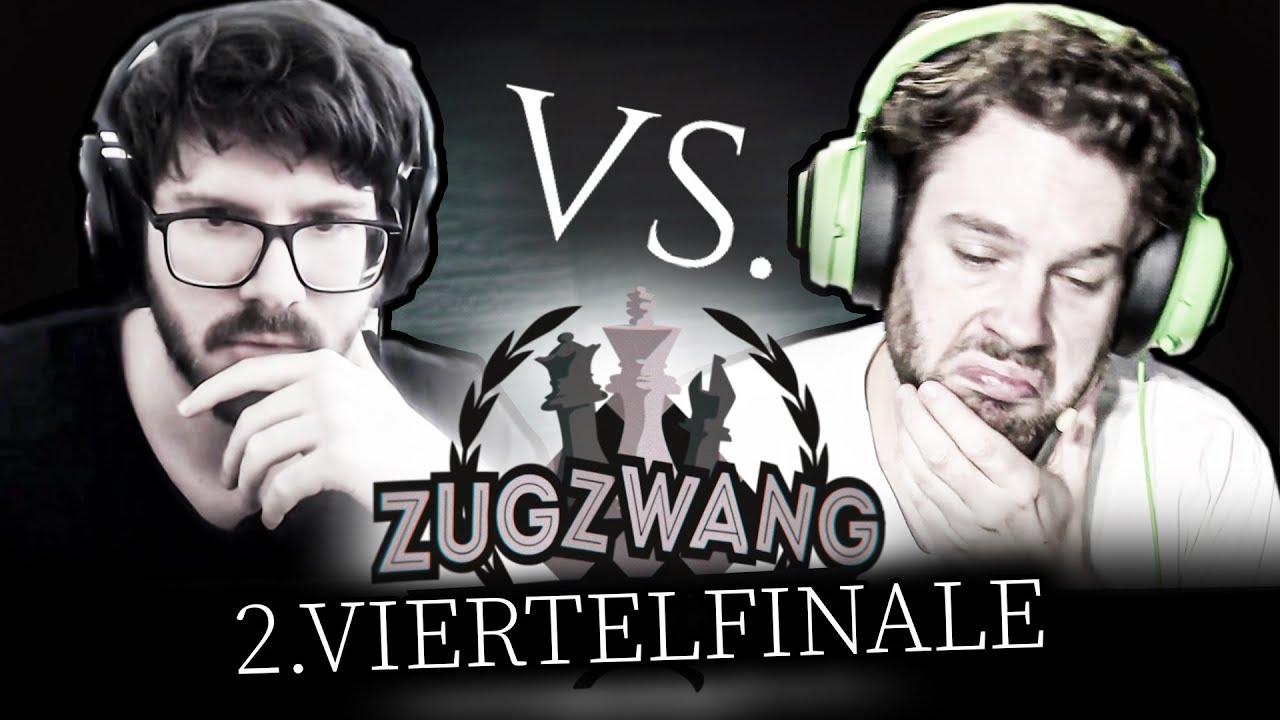 Florentin vs. @BonjwaMental - 2. Viertelfinale   Zugzwang - Das Schachturnier