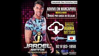 Jardel Santos - Na pegada do Negão - CD COMPLETO