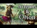 Artemis & Orion: The Tragic Love Story - (Greek Mythology Explained)