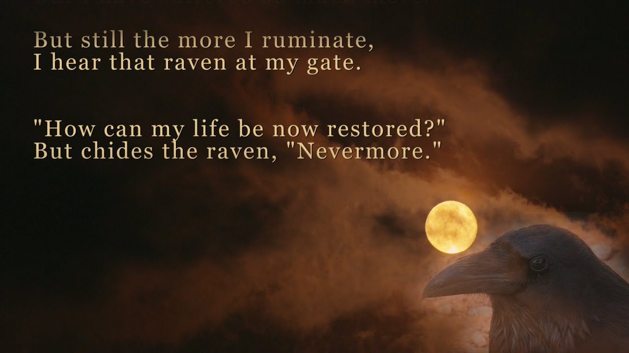 Nevermore A Testimony Of Hope In Response To The Raven