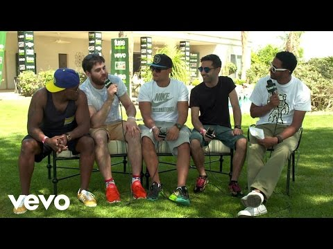 Rudimental - Festival Interview 2014
