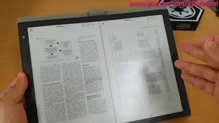 소니 이북리더 DPT-RP1 리뷰 Sony E-book…