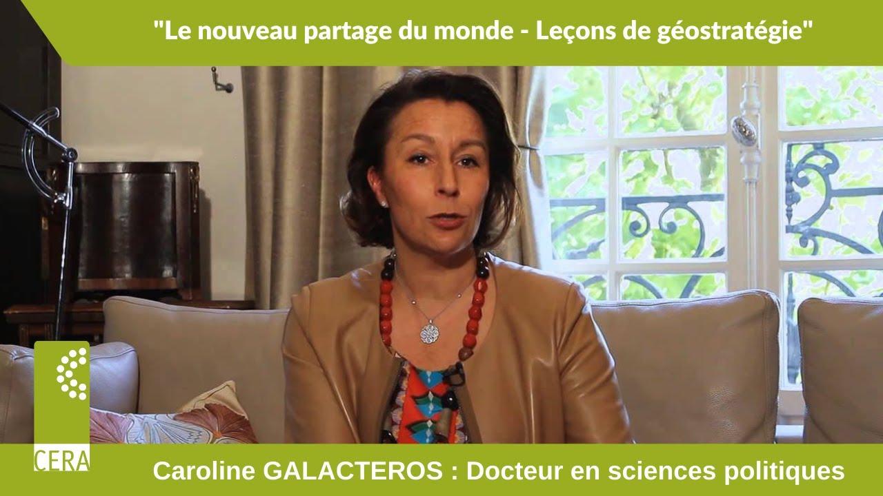 Caroline GALACTEROS I Questions du public