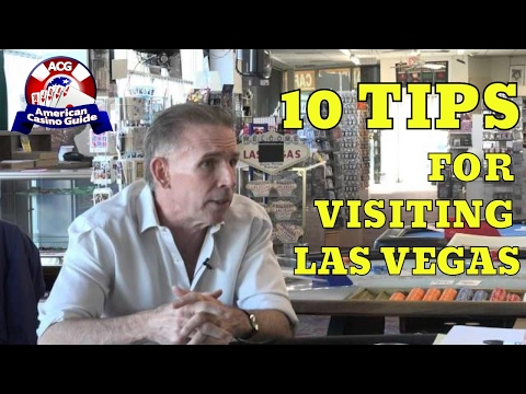 "10 Tips for Visiting Las Vegas With ""Las Vegas Advisor"" Publisher Anthony Curtis"