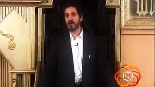 عدنان ابراهيم : كيف معرفة الله سبحانه حقا ؟؟ (مقطع موثر )