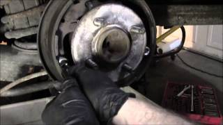 Fox Mustang Drum Brakes- Full Removal/Installation, Wheel Cylinders, and E-Brake Cable