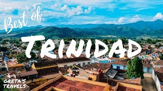 BEST OF TRINIDAD, CUBA: Chasing Waterfalls, Awesome Beaches & Horse riding!