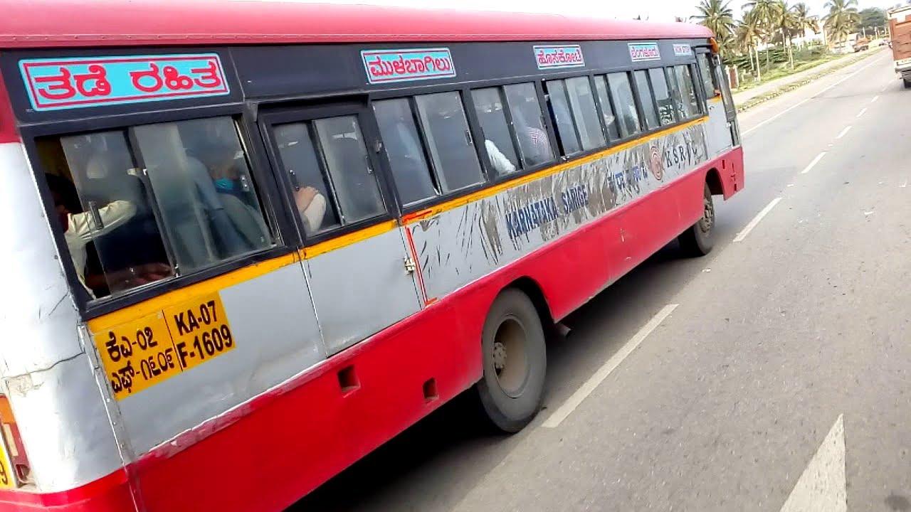Bengaluru - Mulbagal - Chittoor Journey