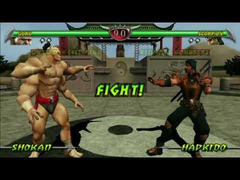 CHESS KOMBAT! Mortal Kombat Unchained