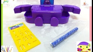 Mcdonald Grimace Transforming Pencil Case 2014 Happy Meal Toy