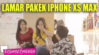 AJAK CEWEK NIKAH PAKEK IPHONE XS MAX - BRAM DERMAWAN