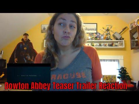 DOWNTON ABBEY (2019) Official Teaser Trailer REACTION!
