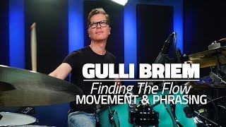 Gulli Briem: Movement & Phrasing - Drum Lesson (DRUMEO)