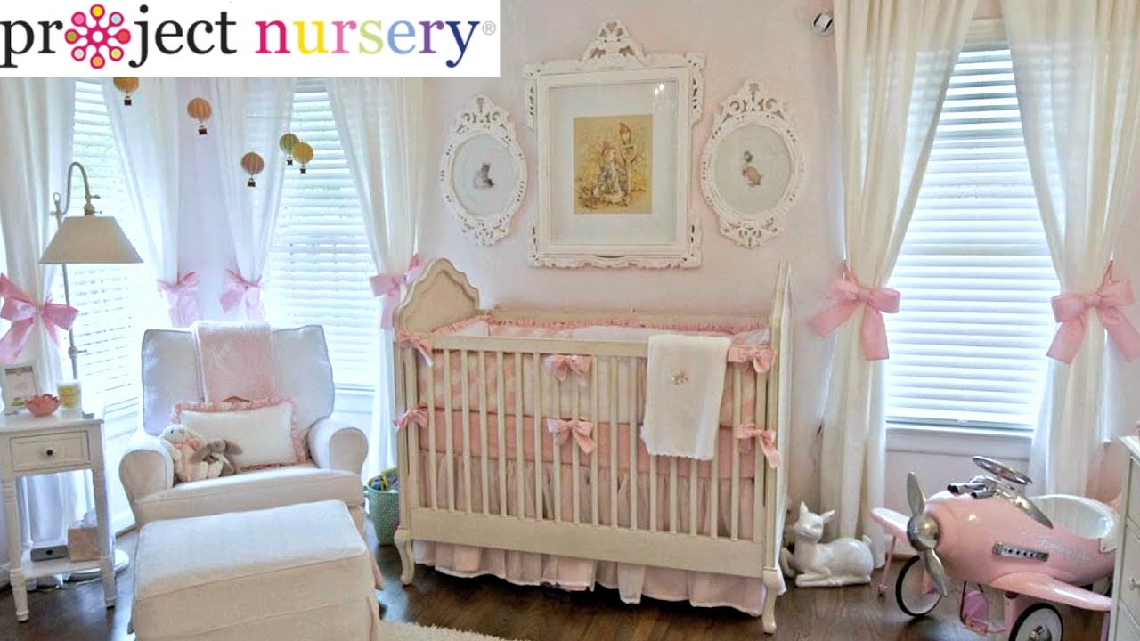 Project Nursery Gallery: Think Pink! - YouTube