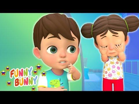 Пикабу прятки - Peek A Boo   Funny Bunny - детские песенки и мультики