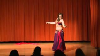 Cassandra Rose - 2015 Belly Dancer of the Year