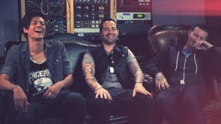 Avenged Sevenfold - Hail To The King [Interview]