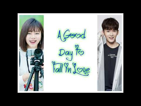Dylan Xiong And Tan Song Yun - A Good Day To Fall In Love (Rom, Eng Lyrics)