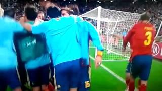 Portogallo 2-4 spagna europei 2012 ultimi 3 rigori