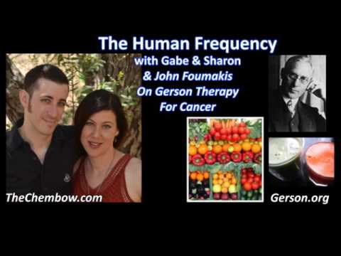 Gerson Therapy, The Natural Cure For Cancer