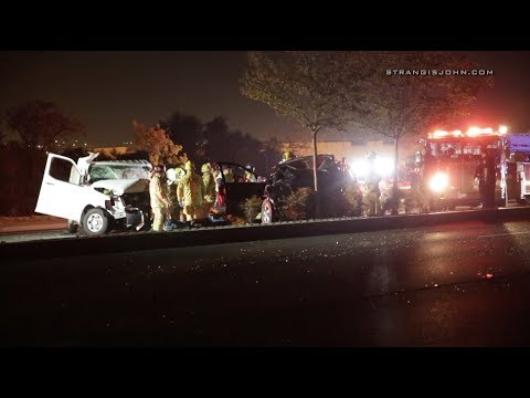 Riverside: DUI Suspected in Fatal Head on Collision