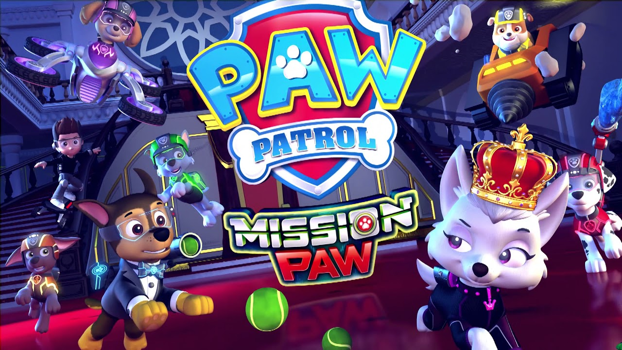 Trailer Paw Patrol Misso Patinha Cinemark YouTube