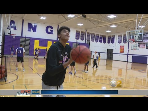 Rolling Meadows High School Hoops Sensation Is Top In The Country