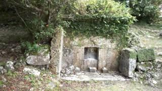 佐敷ようどれ(第一尚氏王統・初代・尚思紹の墓)
