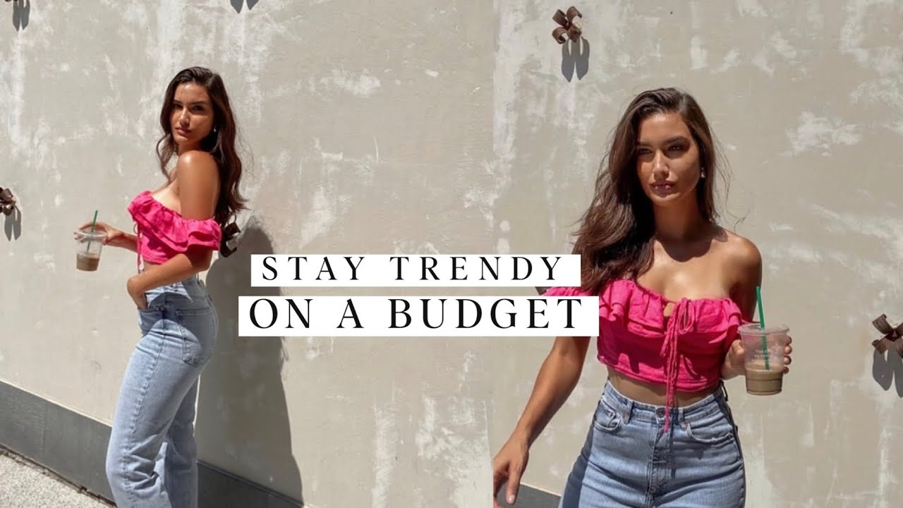 How to Stay Trendy ON A BUDGET | Forever21 Haul ($1 FINDS)