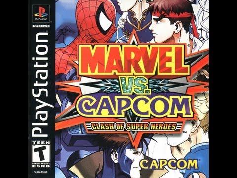 Marvel vs. Capcom: Clash of Super Heroes (PlayStation) – Venom