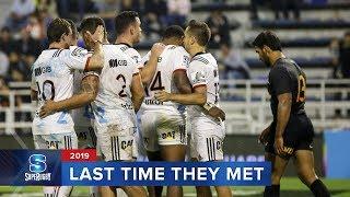 SR19 FINALS | Last Time They Met
