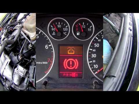 ABS AUDI A4 A6 , PASSAT и тест хороших дешевых колодок