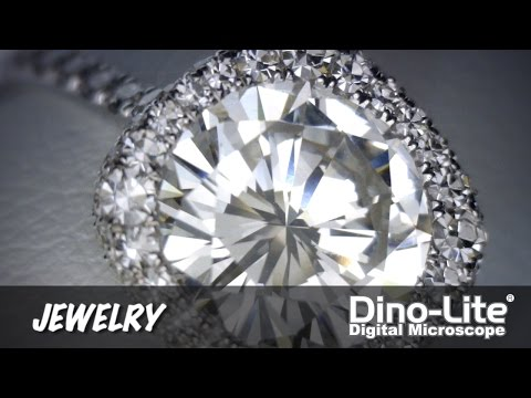 Dino-Lite Applications: Jewelry