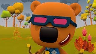 Ми-ми-мишки - Сборник мультфильмов - Новые серии подряд! Весёлые мультики для детей