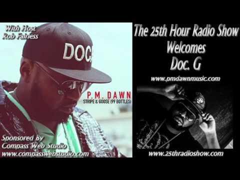 Doc. G - Lead Vocalist Of Platinum Selling Hip Hop Group P.M. Dawn