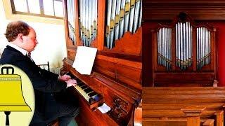 Gezang 428, Jezus, mijn verblijden: Samenzang Lutherse kerk Winschoten