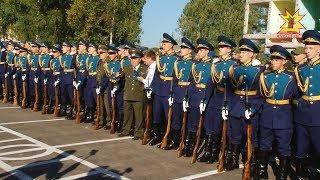 В День знаний Герои Советского Союза и России провели «Урок мужества»