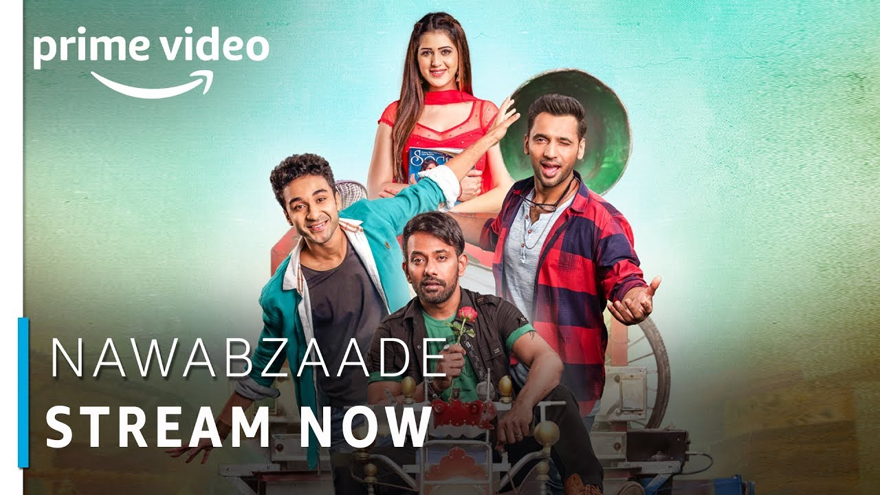 Nawabzaade | Raghav Juyal, Punit Pathak, Dharmesh Yelande | Bollywood Movie | Amazon Prime Video