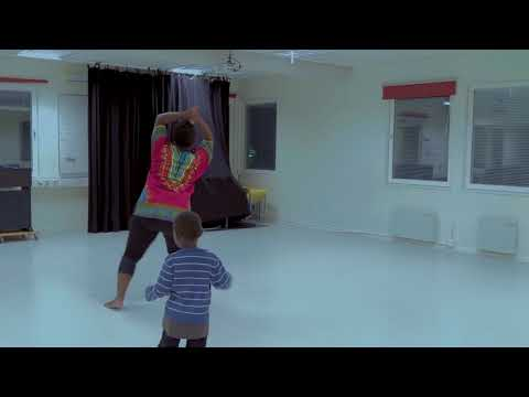 Iyanya - Bow For You Dance exercise with my baby