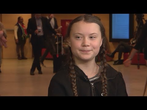 School Strike for Climate: Meet 15-Year-Old Activist Greta Thunberg, Who Inspired a Global Movement