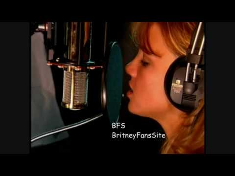 Time out with Britney Spears Part 2 - Recording My First Album HD