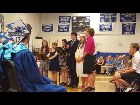 """Major Minors - """"For Good"""" from Wicked - Williamstown Middle High School - June 2017"""