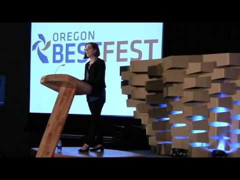 Governor Kate Brown - Oregon BEST FEST 2015