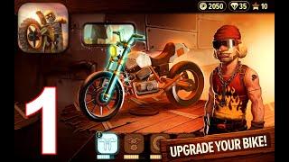 Trials Frontier Gameplay Walkthrough Part 1 (iOS, Android)