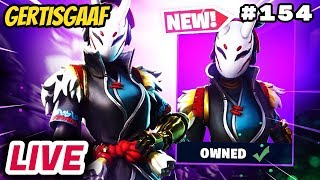 [GIG CLAN] NIEUWE SKINS!!! [870+wins PC] #RoadTo1K #153 🔴Livestream Fortnite Battle Royale 🔴