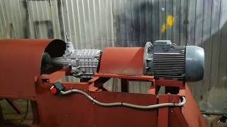 видео ремонт кпп к-744