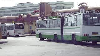 Moscow Trains/Trams/Trolleybuses etc... (Russian transportation video)