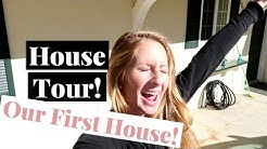 Empty House Tour of OUR NEW HOUSE! | First Time Home Buyers in San Diego